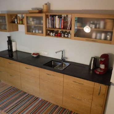 Küche in Eiche